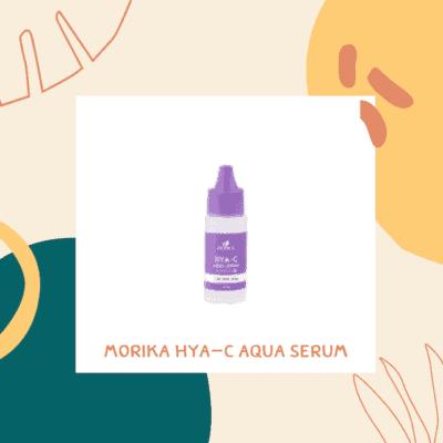 Morika Hya-C Aqua Serum